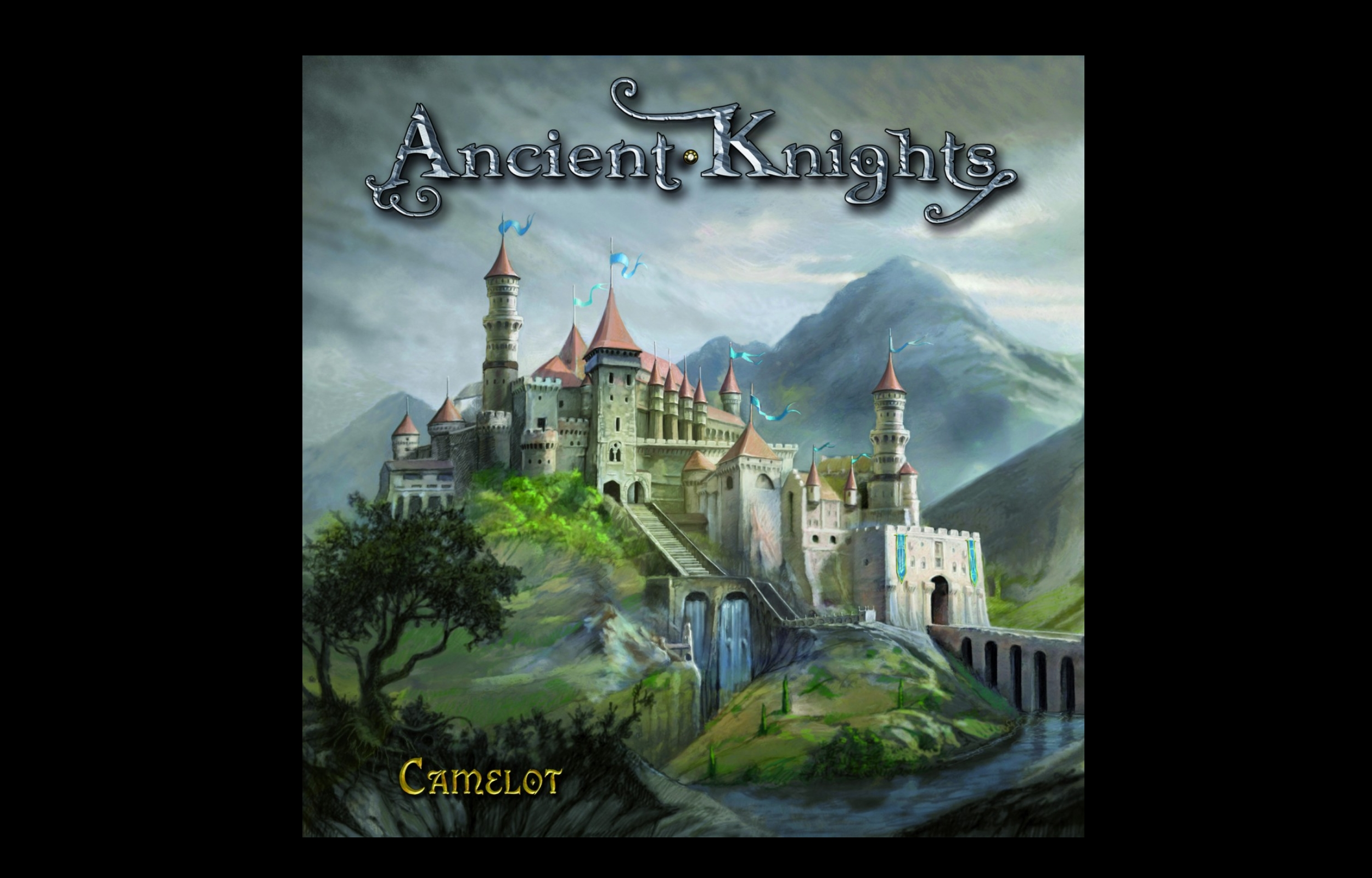 ANCIENT KNIGHTS: video-trailer del brano CAMELOT cantato da FABIO LIONE