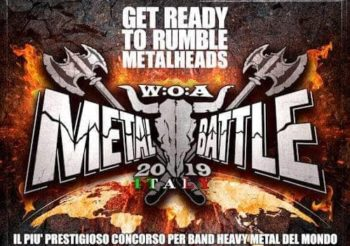 I BROTHERS OF NO ONE si aggiudicano la finale della W:O:A METAL BATTLE ITALY