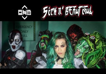 SICK N' BEAUTIFUL ospiti a Radio Spazio Ivrea