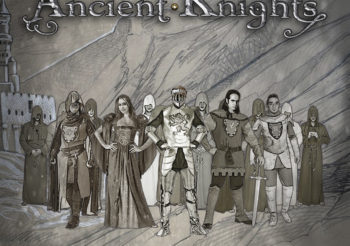 "ANCIENT KNIGHTS- Da oggi 28 Giugno nuovo singolo e lyric video ""Camelot"" ft. Fabio Lione"