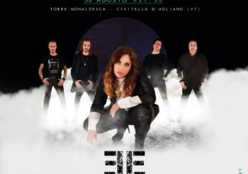 "Gli ELYSIUM presentano ""Labyrinth Of Fallen Angels"" il 30 Agosto al THE PLACE FESTIVAL"