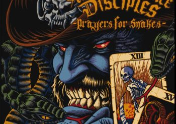 Esce oggi per la label ALONE RECORDS l'album PRAYERS FOR SNAKES della band ALCOHOLIC ALLIANCE DISCIPLES