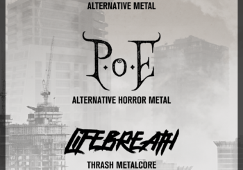 Al DEDOLOR MUSIC HEADQUARTER serata dedicata all'alternative metal e al metalcore!