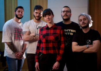 I BRASKA in studio per un ft. con ROBERTA PADOAN della band REST AT SEA
