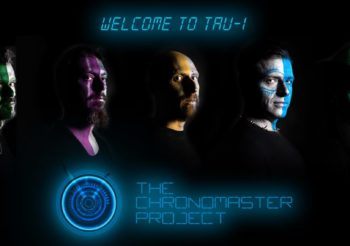 The Chronomaster Project: rivelati nuovo ospite, cover e titolo album