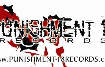 Punishment18 Records: five brand new physical releases coming soon!