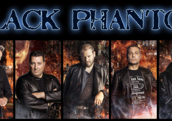 Black Phantom: Two albums released on cassette & new songs for movie soundtracks