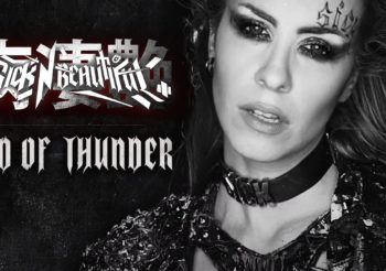 Sick N' Beautiful: Il video del nuovo singolo 'God Of Thunder'-Sick N' Beautiful releases 'God Of Thunder' music video & single