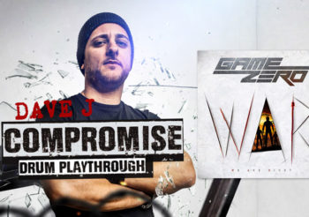 "GAME ZERO: Il drum playthrough di ""Compromise"""