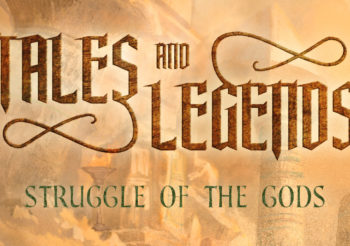 "Tales and Legends reveals and tracklist new album ""Struggle of the Gods"""