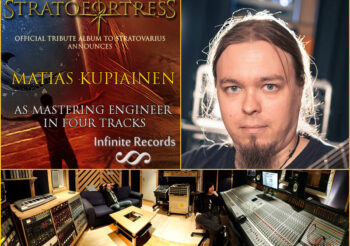 StratofortresS: Matias Kupiainen as new guest!