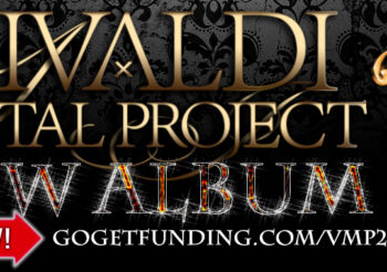 Vivaldi Metal Project – New studio album update and pre-order