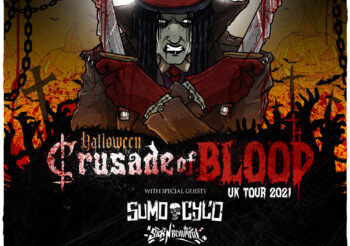 Sick N' Beautiful: UK Tour with Wednesday 13 and Sumo Cyco in autumn 2021