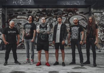 Lethal Scissor Records, announced ukrainian band LIEWEAVER on your roster