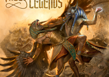 Tales and Legends: title and cover of the new album!