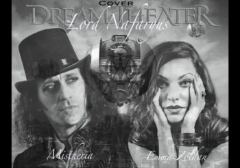 """Emma Zoldan and Mistheria – """"Lord Nafaryus""""(Dream Theater) acoustic cover"""